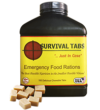 Survival Tabs Butterscotch