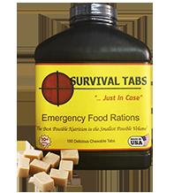 Survival Tabs Butterscotch